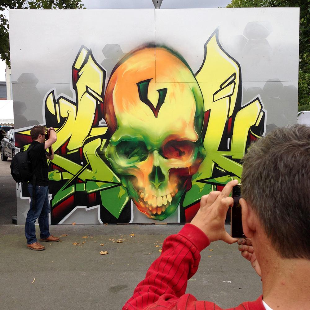 mitsubishi-graffiti-live-demo-bristol-cardiff