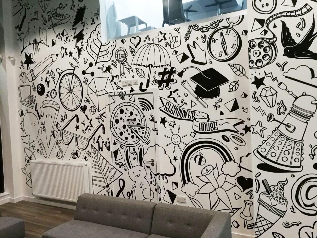 You Do Doodle Cardiff Graffiti Street Art Murals